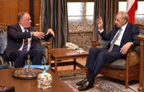 تجديد البحث برسم الحدود البحرية بين لبنان وإسرائيل
