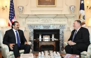 الحريري من واشنطن: السعودية والإمارات تدرسان الاستثمار في لبنان والعلاقة مع المملكة عادت الى الأفضل