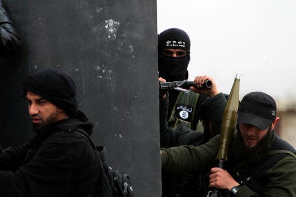 مقاتلون إسلاميون في صفوف المعارضة السورية