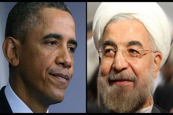 ايران اميركا: غزل مستجد