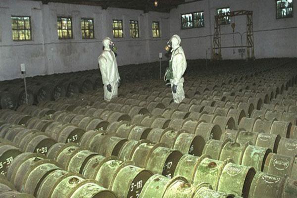 إحراز تقدم في ملف الكيميائي السوري