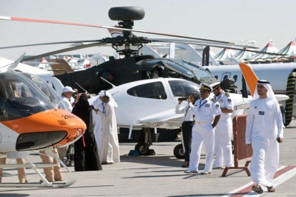 معرض دبي للطيران ينطلق يوم الأحد 17 تشرين الثاني (نوفمبر)