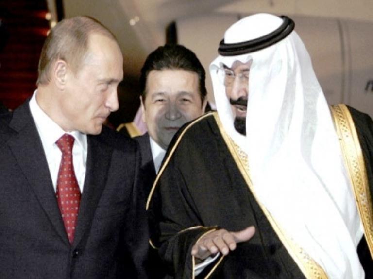 عاهل السعودية وبوتين .. محادثات هاتفية مهمة