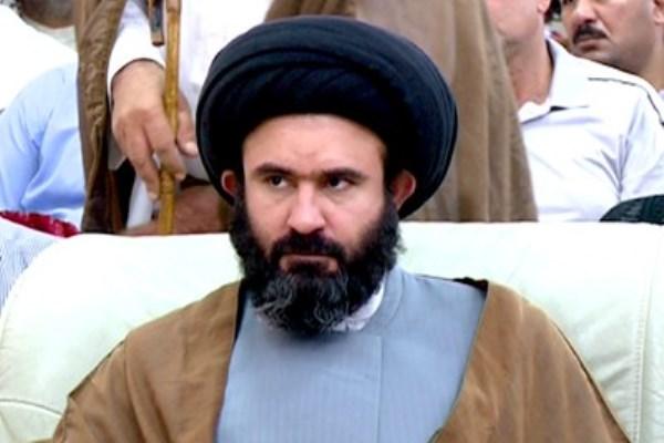 واثق البطاط الأمين العام لحزب الله العراقي
