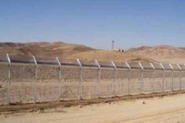 الحدود العراقية السعودية