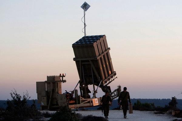 منظومة الدفاعات الصاروخية الاسرائيلية... القبة الحديدية