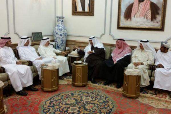حديث مع رئيس الوزراء الكويتي الأسبق الشيخ ناصر المحمد