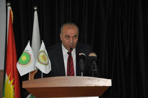 شلال كدو، عضو المكتب السياسي لحزب اليسار الديمقراطي الكردي في سورياِ