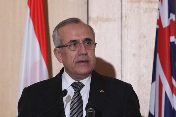 هل يكون ميشال سليمان الرئيس الاخير للبنان؟
