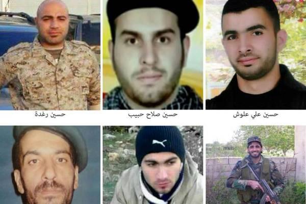 الموقع يؤكد توثيق صور 1000 قتيل من الحزب في سوريا