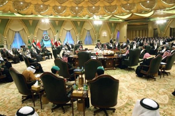 قادة دول مجلس التعاون في قمة الكويت