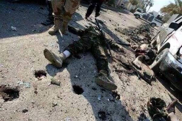 جندي عراقي قتيل في الاشتباكات حول ساحة الاعتصام في الرمادي