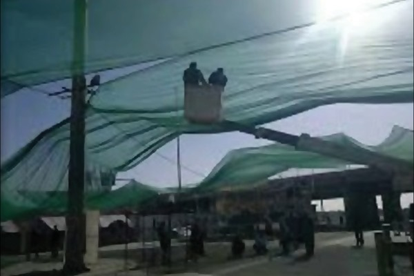 القوات العراقية تزيل خيم ساحة الاعتصام في الرمادي