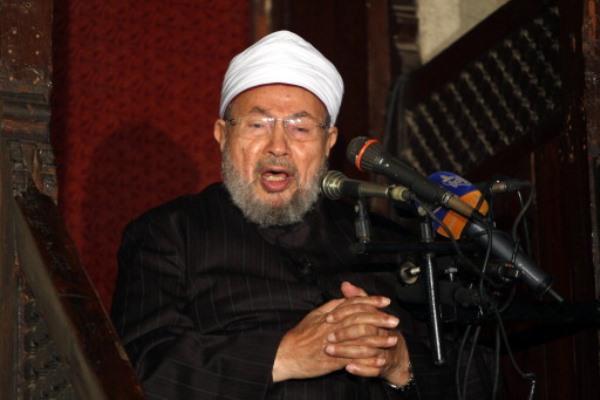 الشيخ يوسف القرضاوي