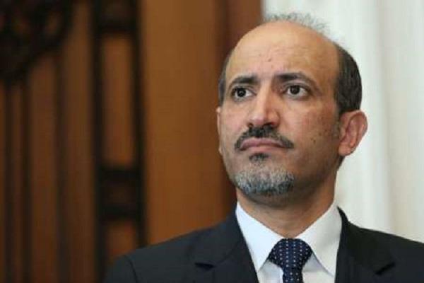 احمد الجربا رئيسا للائتلاف السوري مجددا
