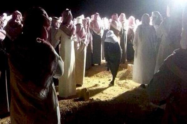 دفن ماجد الماجد في السعودية