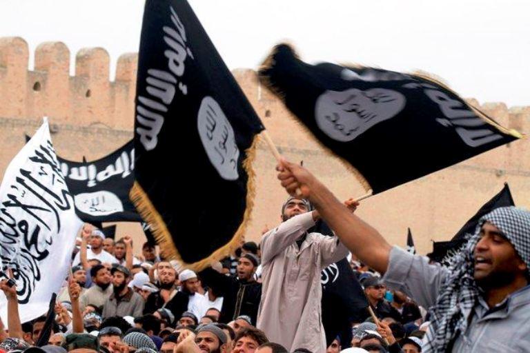 تظاهرة سابقة لسلفيين تونسيين في محافظة القيروان
