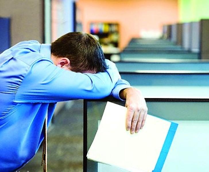 الدين يقي من الامراض النفسية والاكتئاب خلال العمل حسب بحث حديث
