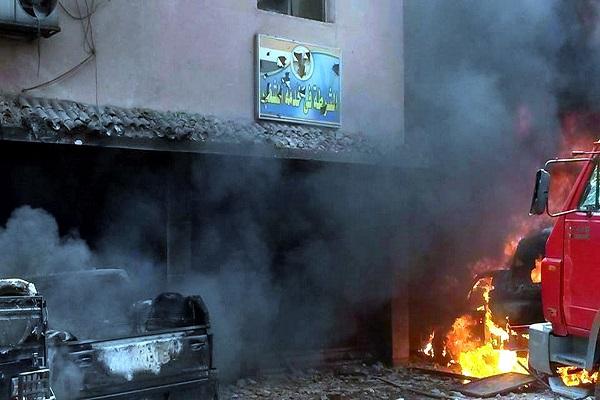 احراق مراكز الشرطة يحقق للإخوان هدف اسقاط الداخلية المصرية