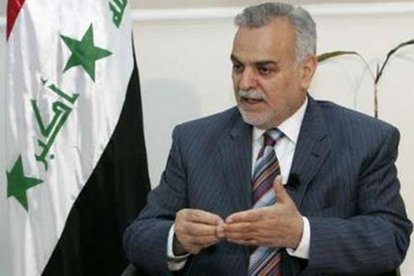 طارق الهاشمي نائب الرئيس العراقي السابق