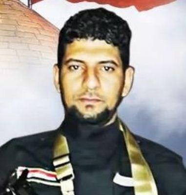 بشير شعلان الذي قتل في انفجار عبوة ناسفة زرعها