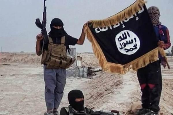 عناصر من تنظيم داعش في العراق