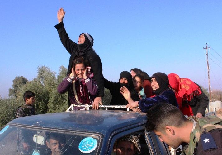 العبادي: تحرير الضلوعية نقلة نوعية لهزيمة داعش