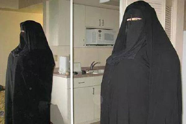 وزيرة الصحة العراقية ترتدي النقاب لضبط مرتشين