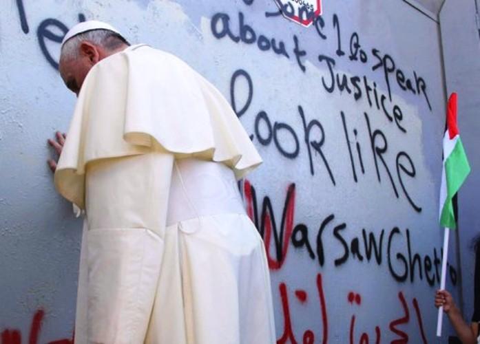 الكثير من السياسة في زيارة البابا فرنسيس إلى الأراضي المقدسة