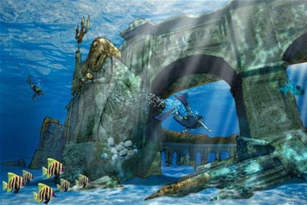 لؤلؤة دبي تأمل في جذب سياح الغطس والغوص - الصورة لشركة ريف ويرلدز
