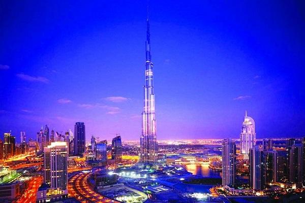دبي.. المدينة الساحرة في الشرق الأوسط