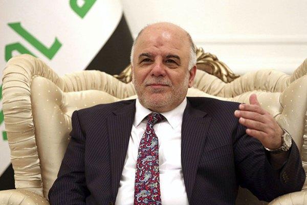 رئيس الوزراء العراقي المكلف حيدر العبادي