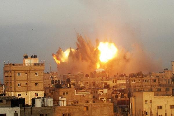 الهجمات الإسرائيلية تتواصل على غزة
