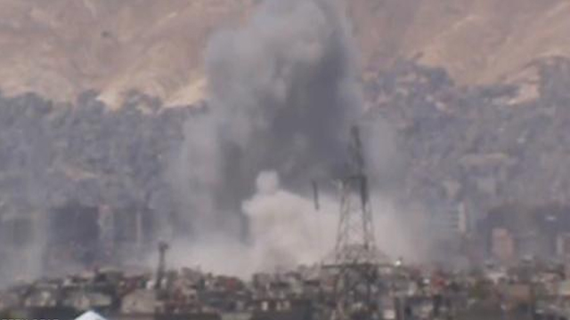 مقتل 18 متطرفا اسلاميا بينهم اميركي في سوريا