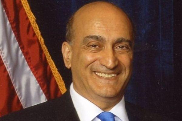 المستشار لدى الكونغرس الأميركي لشؤون الشرق الأوسط والارهاب وليد فارس