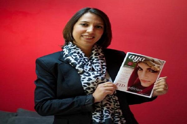 رئيسة تحرير المجلة كوثر نجّار