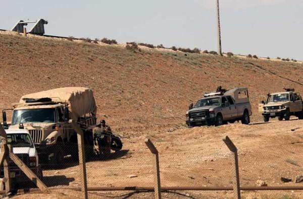الحدود السعودية مع العراق