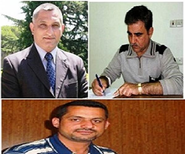 الصحافيون العراقيون الثلاثة المختطفون من قبل داعش مؤخرا