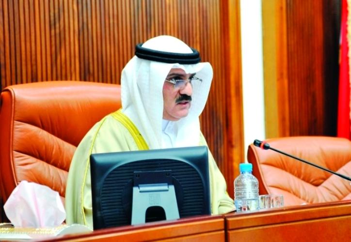رئيس مجلس النواب البحريني احمد الملا