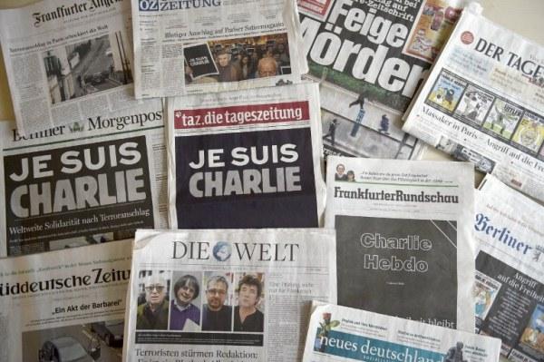 الاعتداءات في فرنسا استحوذت على اهتمام الصحف في العالم