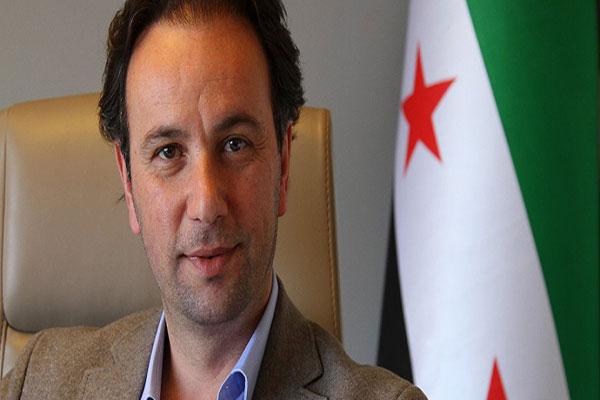 خالد خوجة الرئيس الجديد للائتلاف