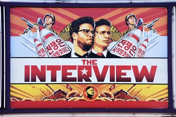 فيلم المقابلة يثير استياء الكوريين الشماليين