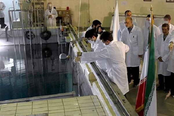 داخل احدى المنشآت النووية الإيرانية
