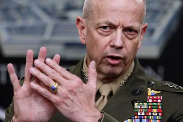 الجنرال آلن: هناك أساليب عديدة لهزيمة داعش