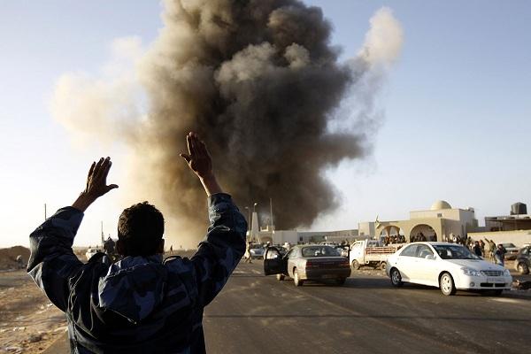 دخول الجيش الليبي طرابلس بات وشيكًا