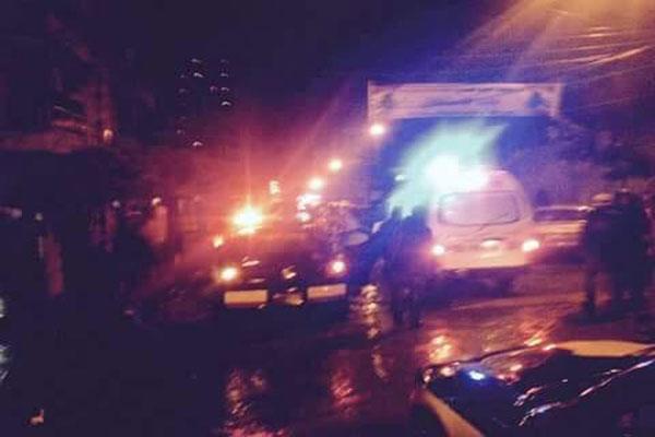 التفجيرات الأمنية تعود إلى لبنان