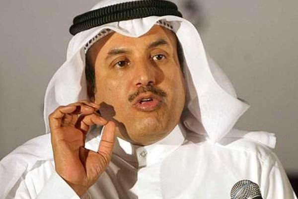 وزير الإعلام الأسبق سعد بن طفلة العجمي