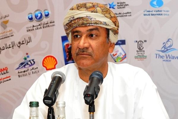 خالد بن محمد بهرام مساعد رئيس اللجنة المنظمة للمهرجان