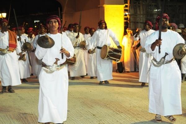 فنون تقليدية عمانية