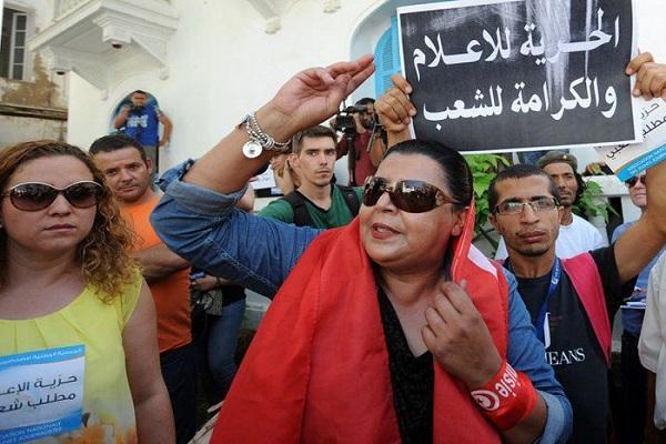 الاعلام التونسي عاش مرحلة من الضغوطات والابتزاز